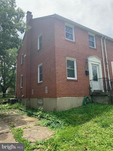 3367 Dulany Street, Baltimore, MD 21229 - #: MDBA473610