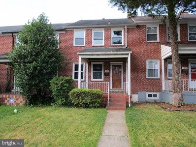 1307 Silverthorne Road, Baltimore, MD 21239 - #: MDBA473616