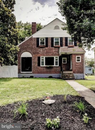 3715 Mohawk Avenue, Baltimore, MD 21207 - #: MDBA473644