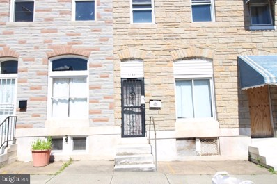 1733 N Washington Street, Baltimore, MD 21213 - #: MDBA473668