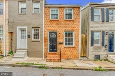 239 S Chapel Street, Baltimore, MD 21231 - #: MDBA473698