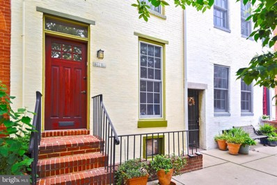 807 William Street, Baltimore, MD 21230 - #: MDBA473716