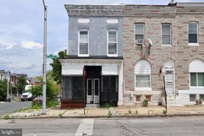 2029 N Pulaski Street, Baltimore, MD 21217 - #: MDBA473776