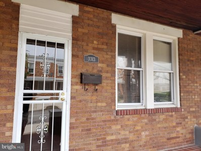 3313 Dudley Avenue, Baltimore, MD 21213 - #: MDBA473778