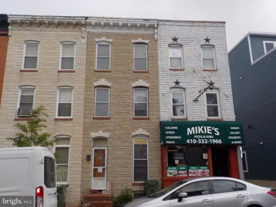 208 E Fort Avenue, Baltimore, MD 21230 - #: MDBA473830