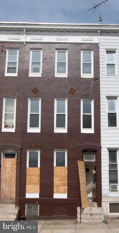 1704 N Fulton Avenue, Baltimore, MD 21217 - #: MDBA473836
