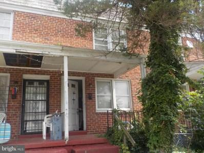 3408 W Saratoga Street, Baltimore, MD 21229 - #: MDBA473838