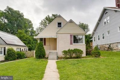 5615 Belle Vista Avenue, Baltimore, MD 21206 - #: MDBA473846