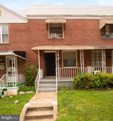 3217 Brendan Avenue, Baltimore, MD 21213 - #: MDBA473902