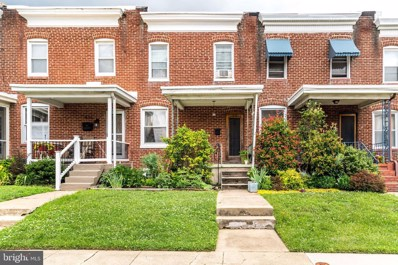 834 W 32ND Street, Baltimore, MD 21211 - MLS#: MDBA473922