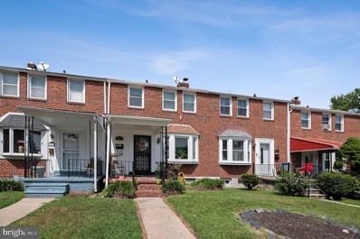 2048 E Belvedere Avenue, Baltimore, MD 21239 - #: MDBA473950