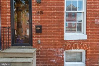 1819 E Pratt Street, Baltimore, MD 21231 - #: MDBA473952