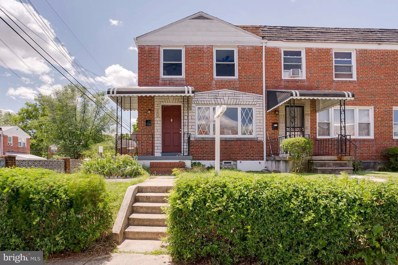5434 Whitwood Road, Baltimore, MD 21206 - #: MDBA473984