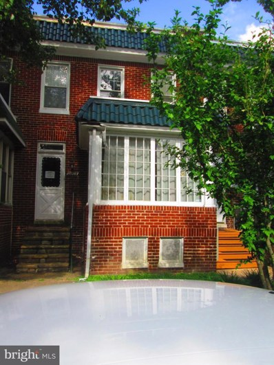 2809 N Howard Street, Baltimore, MD 21218 - #: MDBA474014