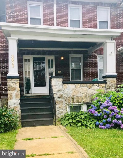3823 Norfolk Avenue, Baltimore, MD 21216 - #: MDBA474016