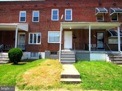 2806 Oswego Avenue, Baltimore, MD 21215 - #: MDBA474114