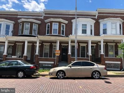 1808 Ruxton Avenue, Baltimore, MD 21216 - #: MDBA474116