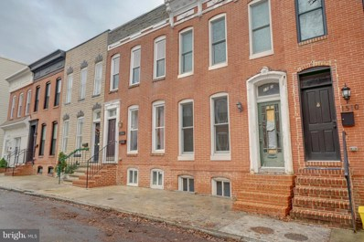 1512 Marshall Street, Baltimore, MD 21230 - #: MDBA474120