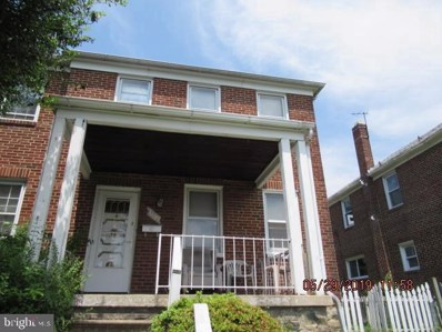 3316 Woodstock Avenue, Baltimore, MD 21213 - #: MDBA474166