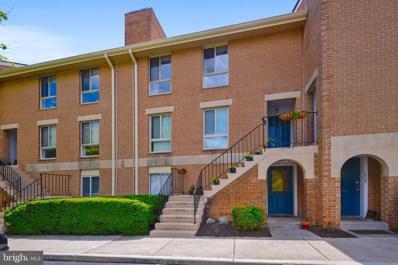 115 W Conway Street UNIT R57, Baltimore, MD 21201 - MLS#: MDBA474176
