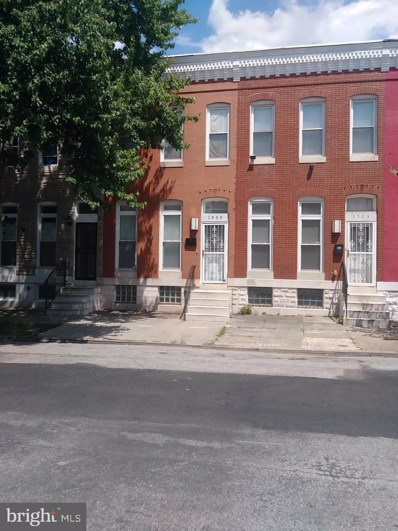 1523 N Bond Street, Baltimore, MD 21213 - #: MDBA474180