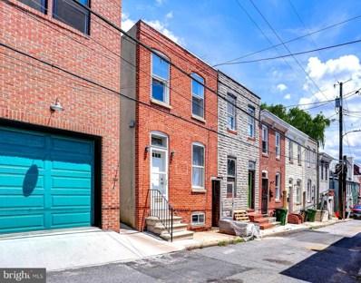 229 S Duncan Street, Baltimore, MD 21231 - #: MDBA474298