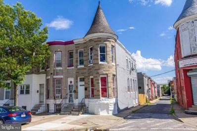 1623 Ramsay Street, Baltimore, MD 21223 - #: MDBA474310