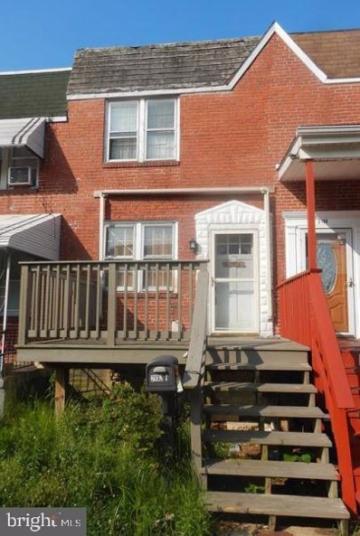 2102 Whistler Avenue, Baltimore, MD 21230 - #: MDBA474344
