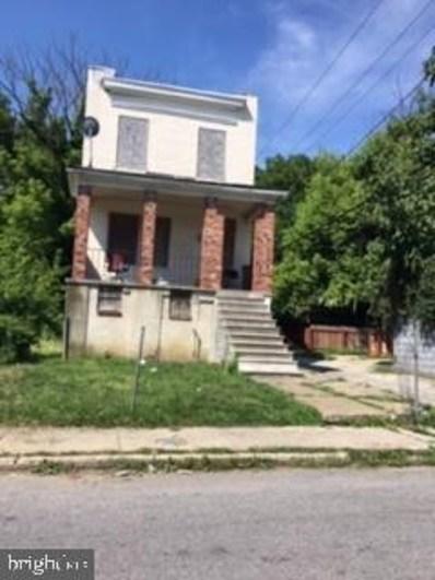 5268 Cordelia Avenue, Baltimore, MD 21215 - #: MDBA474366