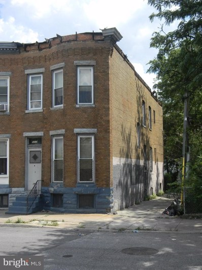 1217 W Mulberry Street, Baltimore, MD 21223 - #: MDBA474378