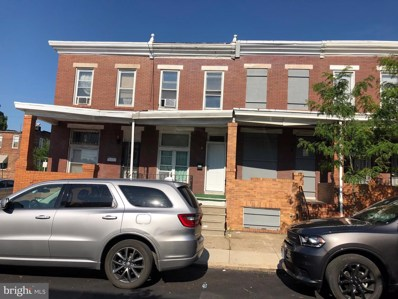 502 N Robinson Street, Baltimore, MD 21205 - #: MDBA474394