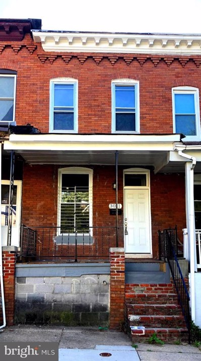 3011 Ellerslie Avenue, Baltimore, MD 21218 - #: MDBA474460