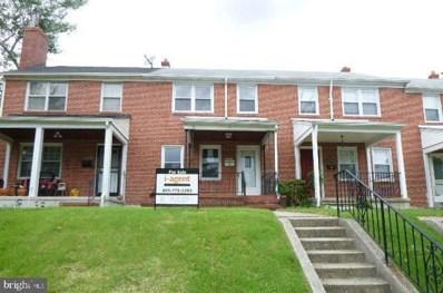 1248 Meridene Drive, Baltimore, MD 21239 - #: MDBA474466