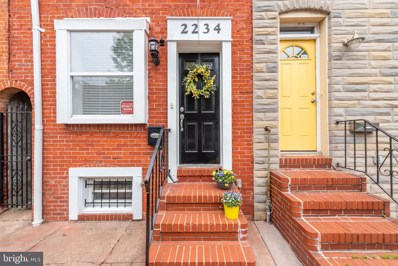 2234 Cambridge Street, Baltimore, MD 21231 - #: MDBA474476