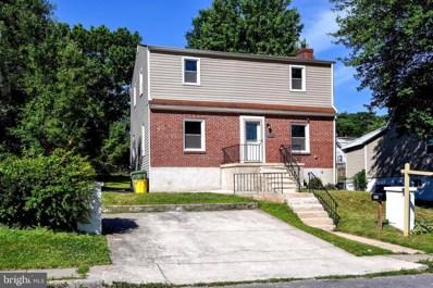 4603 Valley View Avenue, Baltimore, MD 21206 - #: MDBA474490
