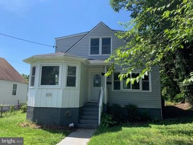 6711 Oak Avenue, Baltimore, MD 21222 - #: MDBA474496