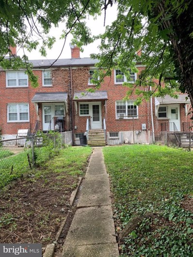 5602 Purdue Avenue, Baltimore, MD 21239 - #: MDBA474504