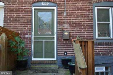 4229 Audrey Avenue, Baltimore, MD 21225 - #: MDBA474516
