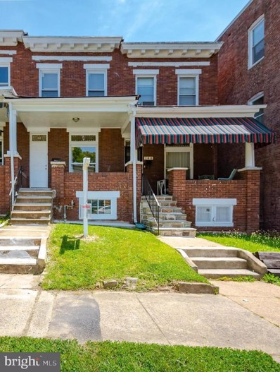 141 S Collins Avenue, Baltimore, MD 21229 - #: MDBA474546