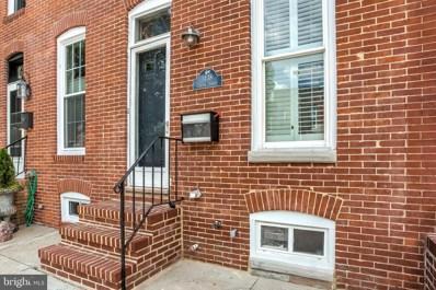 1438 Towson Street, Baltimore, MD 21230 - #: MDBA474582