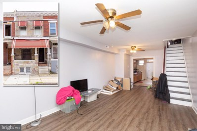 2539 E Biddle Street, Baltimore, MD 21213 - MLS#: MDBA474616