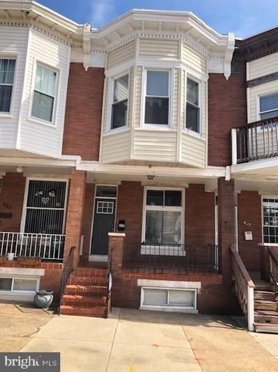 635 S Conkling Street, Baltimore, MD 21224 - MLS#: MDBA474618