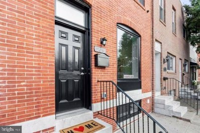 205 S Highland Avenue, Baltimore, MD 21224 - #: MDBA474678
