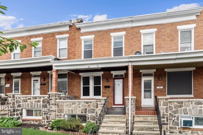 725 Ponca Street, Baltimore, MD 21224 - #: MDBA474714