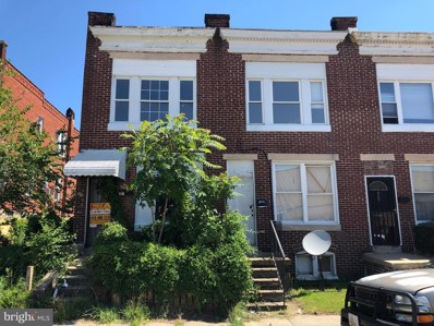 1720 Carswell Street, Baltimore, MD 21218 - MLS#: MDBA474722