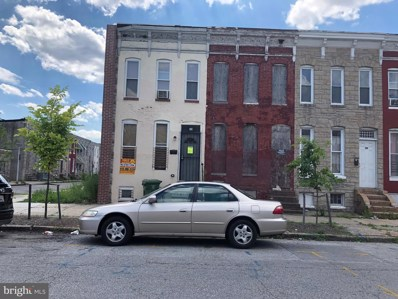 308 S Pulaski Street, Baltimore, MD 21223 - #: MDBA474750