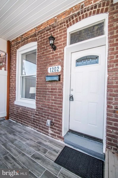 1202 Cox Street, Baltimore, MD 21211 - #: MDBA474806