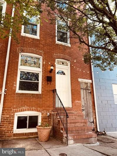 419 S Collington Avenue, Baltimore, MD 21231 - #: MDBA474866