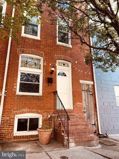 419 S Collington Avenue, Baltimore, MD 21231 - #: MDBA474866