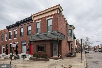 3901 Foster Avenue, Baltimore, MD 21224 - #: MDBA474880